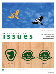 Between the Issues, June 2012