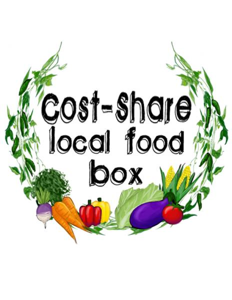 Cost Share Local Food Box