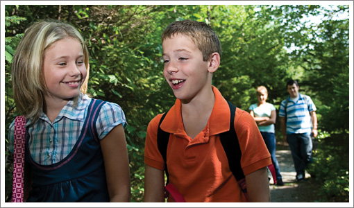 Child and Youth Active Transportation Programs Renewed - Just in Time for Walk to School Month